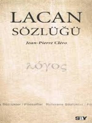 Lacan sözlüğü, J.P. Cléro