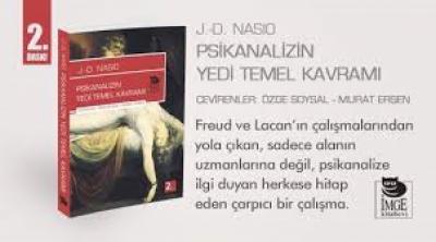 Psikanalizin 7 Temel Kavramı, J.-D. Nasio